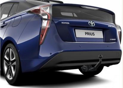Vilkimo įtaisas Toyota originalus (fiksuotas, su elektros prijungimo rinkiniu 7 polių)