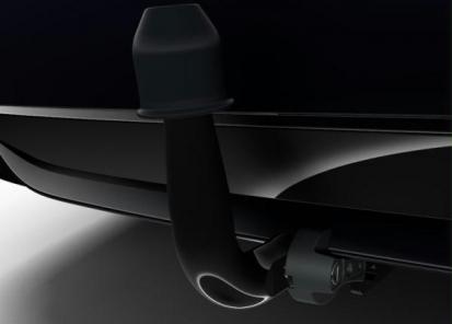 Vilkimo įtaisas Toyota originalus (horizontalus nuimamas, su 13P elektros prijungimo rinkiniu)