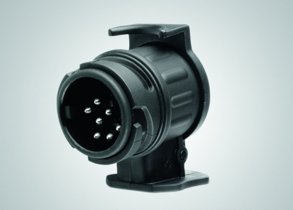 Vilkimo įtaiso elektrinės dalies adapteris iš 13 į 7 polius