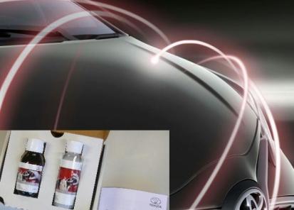 Apsauginė kėbulo išorės danga Toyota Protect Land Cruiser