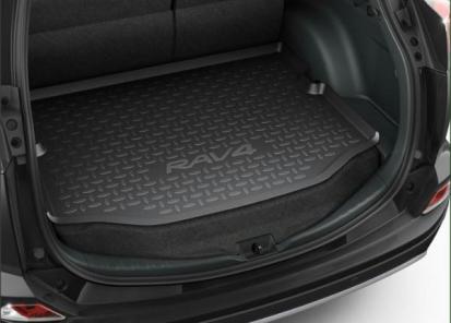 Bagažinės įklotas RAV4 (aukštas dugnas)