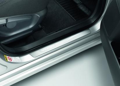 Apdailos priekinių durų angų aliumininės