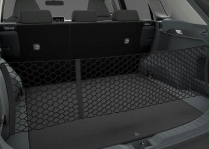 Vertikalus bagažinės tinklelis