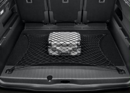 Horizontalus bagažinės tinklelis