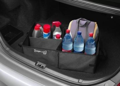 Krepšys daiktams bagažinėje gabenti