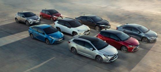 """Svarbi """"Toyota"""" sukaktis – parduota jau 15 milijonų hibridinių automobilių"""