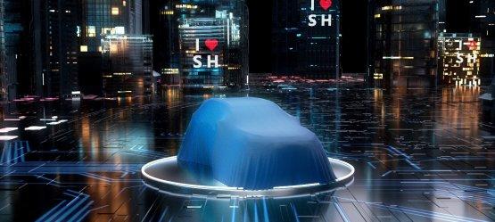 """Šanchajaus automobilių parodoje """"Toyota"""" parodys naują elektromobilį"""