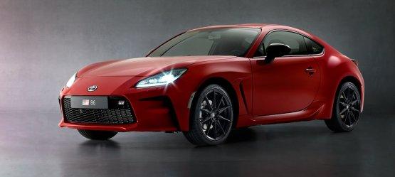 """Toyota"" pristato naująjį sportinį automobilį GR 86"