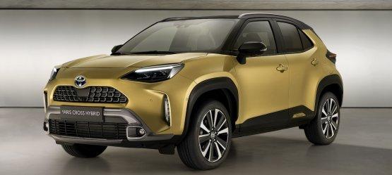"""Pradėta naujojo kompaktiško miesto visureigio – """"Toyota Yaris Cross"""" – gamyba"""