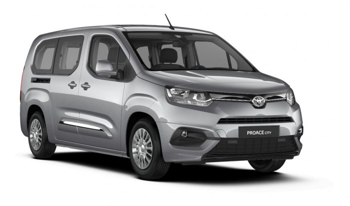 Proace City Verso Shuttle