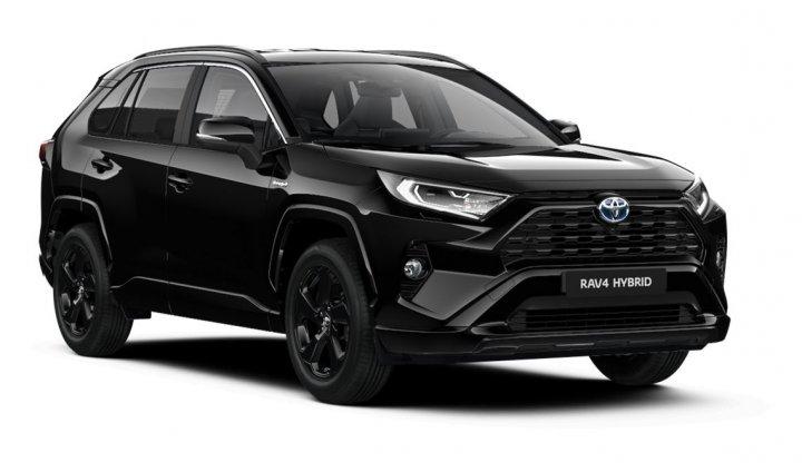 RAV4 Black Edition